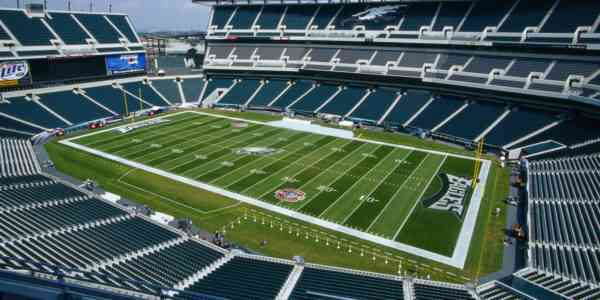 Lincoln Financial Field A Plan Of Sectors And Stands How To Get There