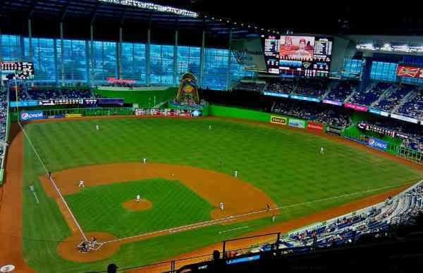Marlins Park How To Find Capacity And Scheme Of The Ballpark