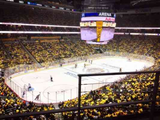 Visit To Ppg Paints Arena Address